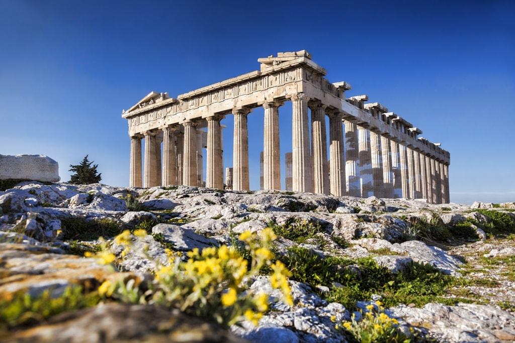 Athens-Parthenon