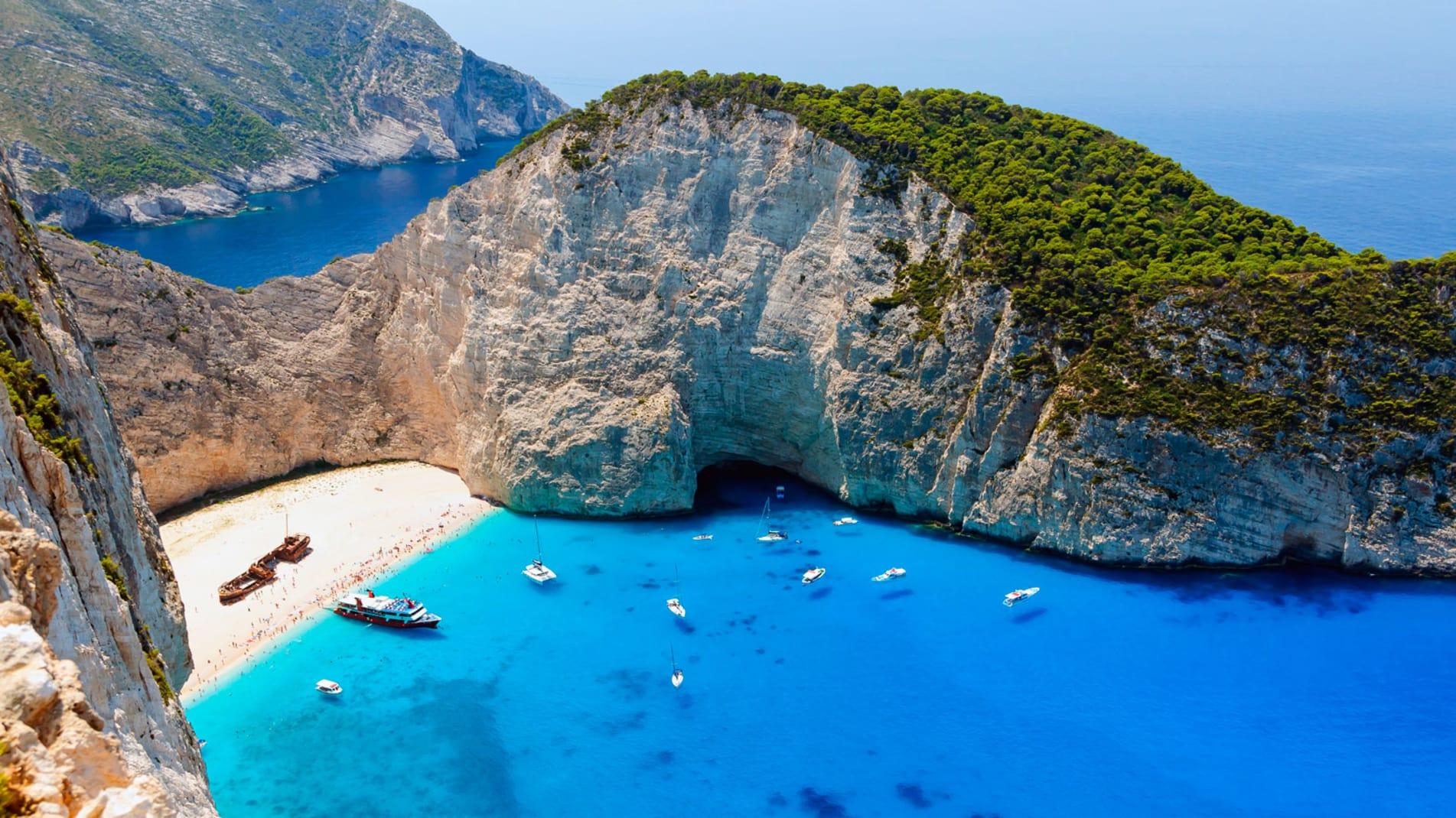 Greece-navagio-beach